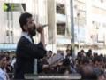 خدا حافظ میرے جانی - دستہ امامیہ برادر عاطر حیدر - Urdu