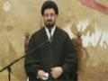 [Majlis] 08 Muharram 1437/2015 - Hujjatul islam Hosseini Araki - German