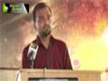 [یوم حسین ع] Kalam : Br. Musa - 20 October 2015 - Urdu University - Urdu