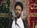 [06] Muharram1436 - Causes of Disgrace and Downfall of a Nation - H.I Zaki Baqri - Urdu