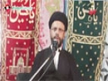 [09] Muharram1436 - Causes of Disgrace and Downfall of a Nation - H.I Zaki Baqri - Urdu