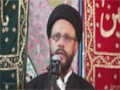 [07] Muharram1436 - Causes of Disgrace and Downfall of a Nation - H.I Zaki Baqri - Urdu