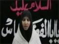 [Short Messsage] Hamaasa-e- Zainibi(sa) - Ager Zainab Na Hoti - Ghazal Zahra - Urdu