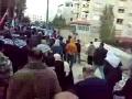 Protest in Jordan against Israel - Dec08 - Gaza massacre - Arabic