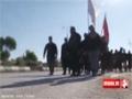 جوانان در مسیر کربلا - Farsi