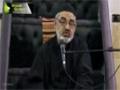 [09 Last Majlis] Tareekh e Bani Israel Aur Asre Hazir - H.I. Syed Ali Murtaza Zaidi - 22 Nov 2015/1437 - IRC Karachi - U