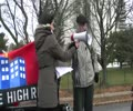 Speech by Howard Davidson (Ind. Jewish Voices) at Toronto Protest against Islamophobia - 21 Nov 2015 - English