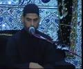 [06] Shukrana e Naimat - Agah Mubashir Zaidi - 06 Muharram 1437/2015 - Urdu
