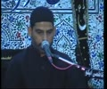 [07] Shukrana e Naimat - Agah Mubashir Zaidi - 07 Muharram 1437/2015 - Urdu