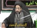 [06] Azadari Nehzat-e-Zainabi - Agha Taqi Raza Abidi - Safar-1437/2015 - Urdu