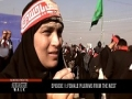 [1] Memories from the Arbaeen Walk - Female Pilgrims from west - English