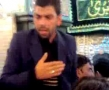 Shadman receiting Mere sahreyawala akbar in Bibi Zainab Roza 2008-urdu