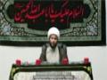 [01] Hal min naasirin yansurni - Sheikh Hamza Sodagar - Muharram 1437/2015 - English