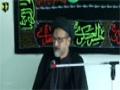 [Majlis e Shahadat Imam Zain-ul-Abideen (A.S)] Maulana Zulfiqaar Jafferi - 08 Nov 2015 - Rizvia Society, Karachi