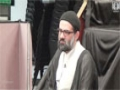 [02 Majlis] lessons learnt from karbala - Maulana Syed Hassan Mujtaba - Safar 1437/2015 - English