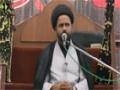 [03] Tashiyyo Aur Khurafat Ki Jang - Maulana Ali Afzaal - 26 Nov 2015/1437 - New Rizvia, Karachi - Urdu