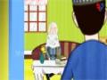 Abdul Bari Muslims Islamic Cartoon for children - Before Entering inside Toilet Dua - Urdu
