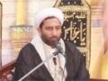 [06] Paigham e Imam Hussain (A,S) - Maulana Sakhawat Qummi - Muharram 1437/2015 - Islamabad - Urdu