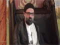 [08 Majlis] lessons learnt from karbala - Maulana Syed Hassan Mujtaba - Safar 1437/2015 - English