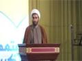 موسم رسول الرحمة 4 | كلمة الشيخ باقر الحواج  - 26 دسبتمبر 2015م - Arabic