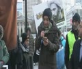 Poetry By Sister at Toronto Protest to Condemn Sheikh Nimr Execution by Saudi Regime -English