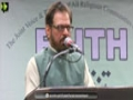 [Bain ul Mazahib Conference] Speech : Janab Nisar Qalandari - 29 Dec 2015 - Urdu