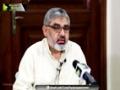 [Zavia | زاویہ] Political Analysis Program - H.I Murtaza Zaidi - 07 Jan 2016 - Urdu