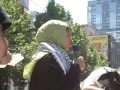 Spirited speech by a young muslim-Israels Attack on Gaza - English