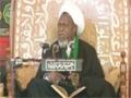 [Muharram 1436] Commemoration of the Martyrdom of Imam Husain (AS) Night session - Sh. ibrahim zakzaky - Hausa