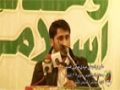 [Wahdat e Islami Conference] Br. Ali Mehdi (Markazi Sadr) - January 2016 - Rawalpindi - Urdu