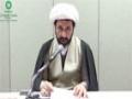النظام الأخلاقي في الإسلام - علي الشمالي 17/01/2016 - Arabic