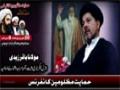 [حمایت مظلومین کانفرنس] H.I Baqir Zaidi - 20 Feb 2016 - Urdu