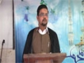 [Part 01] Friday Sermon - 12-02-2016 - Mol. Zahid Ali Zahid - Karachi University - Urdu