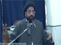 [CLIP] Policy of the Enemies - Moulana Taqi Agha - Urdu