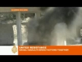 Israeli assaults bring Gazan factions together - 14Jan09 - English