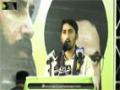 [Himayat Mazloomin Conference] Speech - Br Ali Mahdi - CP-ISO- 20 Feb 2016 - Urdu