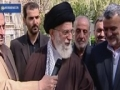 Leader Spoke On National Week of Natural Resources - Farsi
