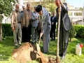 Leader Khamenei Planting - All Languages