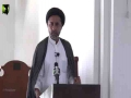 [Friday Sermon] H.I. Haider Naqvi - 25 March 2016 - Defence, Karachi - Urdu