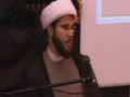Imamah and Intercession - Sh. Hamza Sodagar - English