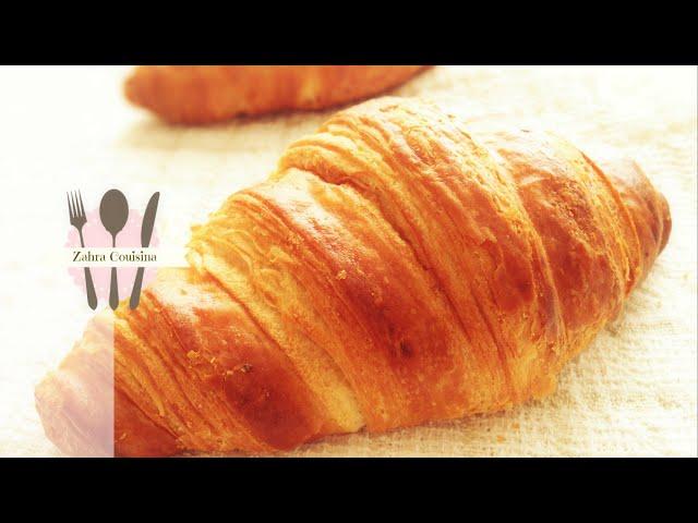 Recipe Easy Croissant English Shiatv Net